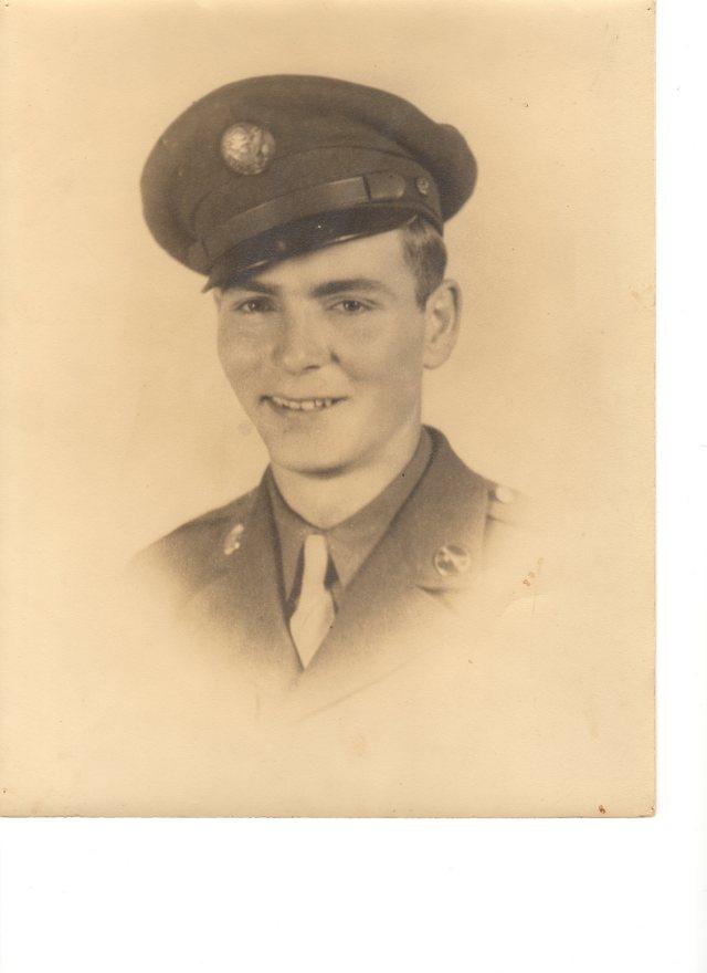 Daddy WWII
